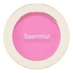 Румяна Saemmul Single Blusher PK03 Freeze Pink 5гр The Saem