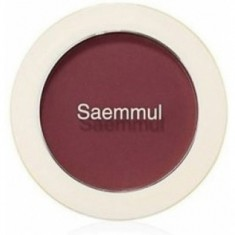 Румяна THE SAEM Saemmul Single Blusher RD02 Dry Rose 5гр