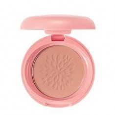 Румяна стойкие матовые THE SAEM Saemmul Smile Bebe Blusher 02 Mango Peach(N) 6гр