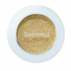 Тени для век кремовые THE SAEM Saemmul single shadow (paste) YE01 Honey Gelato 1,8гр