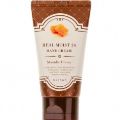 Крем для рук Real Moist24 Hand Cream Manuka Honey Missha