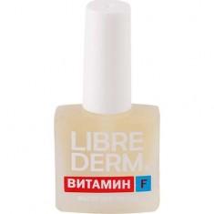 Масло для ногтей и кутикулы витамин F Librederm