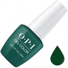 Opi гель-лак stay off the lawn 15 мл