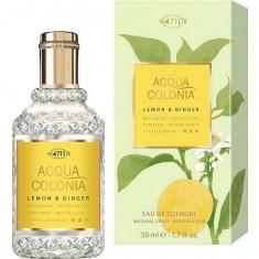Одеколон Acqua Colonia Vitalizing Lemon & Ginger 50 мл 4711