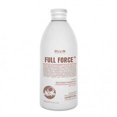OLLIN, Восстанавливающий шампунь Full Force, 300 мл OLLIN PROFESSIONAL