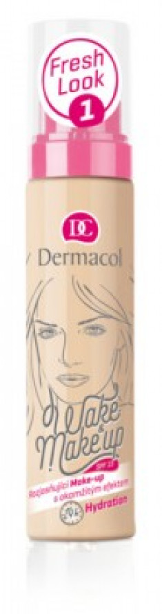 Тональная Основа Dermacol Wake & Make-Up тон 2