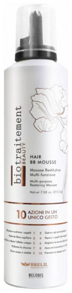 Мусс для волос Brelil Professional