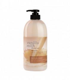Гель для душа Welcos Body Phren Shower Gel (Vanilla Milk) 730мл
