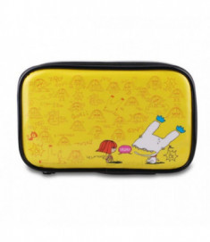 Косметичка YADAH COSMETIC POUCH_HOT YELLOW