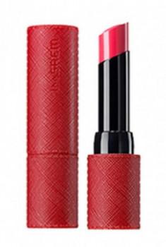 Помада для губ матовая THE SAEM Kissholic Lipstick S PK07 Perfect 4,1г