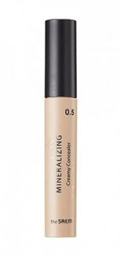 Консилер кремовый THE SAEM Mineralizing Creamy Concealer 0.5 Snow 4мл