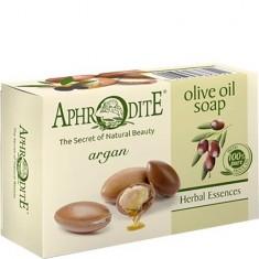 Мыло оливковое с арганой APHRODITE