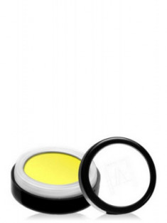 Тени-румяна прессованые Make-Up Atelier Paris Intense Eyeshadow PR042 №42 лимонный