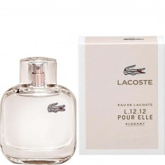 Туалетная вода Eau de Lacoste L.12.12 Pour Elle Elegant 90 мл