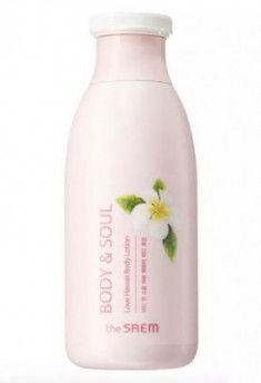 Лосьон для тела THE SAEM Body&Soul Love Hawaii Body Lotion 300мл