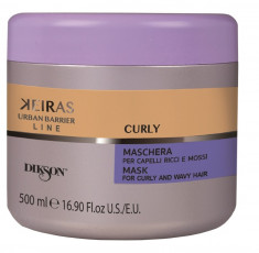 DIKSON Маска для кудрявых волос / KEIRAS MASK FOR CURLY AND WAVY HAIR 500 мл
