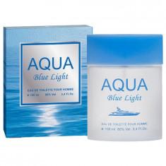 ACQUA BLUE LIGHT Туалетная вода мужская 100мл