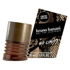 BRUNO BANANI NO LIMITS Туалетная вода мужская 30мл