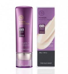 BB-крем для совершенной кожи THE FACE SHOP Power Perfection BB Cream SPF37 PA++ V103 Pure Beige 40г