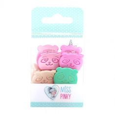 Набор крабов MISS PINKY 6 шт box