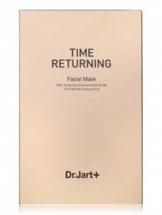 Time Returning Антивозрастная маска с муцином улитки 20гр*10 шт