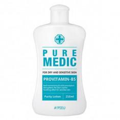 лосьон для лица увлажняющий a'pieu puremedic purity lotion