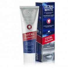 Global white Зубная паста TOTAL PROTECTION Максимальная защита  100мл