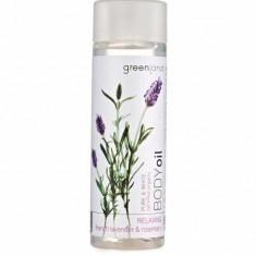 Масло для тела French Lavender & Rosemary Greenland