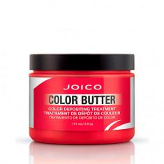 Joico, Тонирующая маска Color Butter, красная, 177 мл
