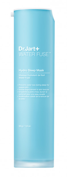 DR. JART+ Крем-маска интенсивно увлажняющая ночная для лица / WATER FUSE 50 г