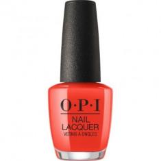 Лак для ногтей OPI LISBON NLL22 A Red-vival City 15 мл
