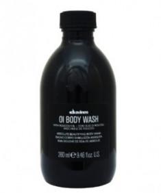 Гель для душа для абсолютной красоты тела Davines Body wash with roucou oil absolute beautifying 250 мл