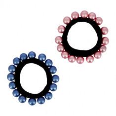 Набор резинок LADY PINK TASTE OF COLOR beads 2 шт
