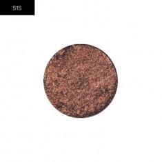 Тени-мусс в рефилах 2 гр. (Mousse Eyeshadow 2g.) MAKE-UP-SECRET 515 Темный шоколад