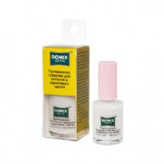 Domix, Протеиновое средство для питания и укрепления ногтей, 11 мл