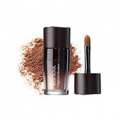 Тени для век жемчужные THE SAEM Eco Soul Pigment Shadow 02 Golden Veil 2гр