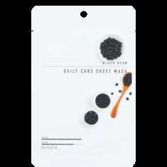 Тканевая маска с экстрактом черных бобов EUNYUL BLACK BEAN DAILY CARE SHEET MASK 22г