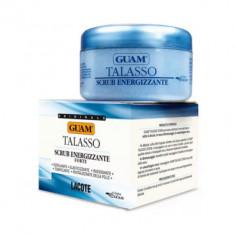 Скраб для тела тонизирующий увлажняющий GUAM TALASSO 420г