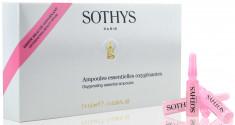 SOTHYS Концентрат ампульный с кислородонасыщающим и ревитализирующим действием 7*1,5 мл