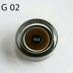 Подводка гелевая (Long-wear Cream Eyeliner) MAKE-UP-SECRET G02
