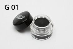 Подводка гелевая (Long-wear Cream Eyeliner) MAKE-UP-SECRET G01