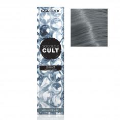 MATRIX Крем-краситель с пигментами прямого действия для волос, мраморный серый / SOCOLOR CULT 118 мл