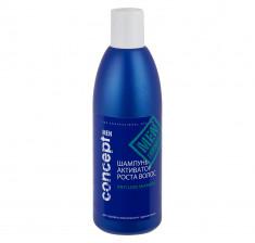 CONCEPT Шампунь-активатор роста волос мужской / Men Anti Loss Shampoo 300 мл