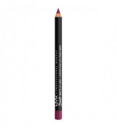 NYX PROFESSIONAL MAKEUP Карандаш для губ Suede Matte Lip Liner - Girl, Bye 58