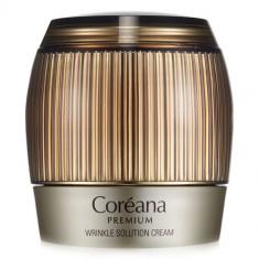 Coreana Premium Wrinkle solution cream Крем против морщин 50мл