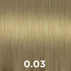 CUTRIN 0.03 крем-краска для волос, прикосновение солнца / AURORA 60 мл
