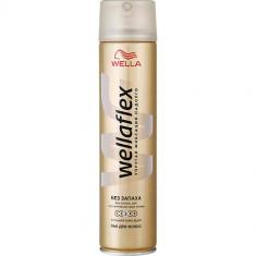 Лак для волос без запаха сильной фиксации Wella