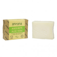 Levrana, Натуральное мыло «Алоэ», 100 г