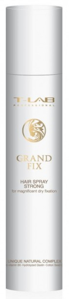 T-LAB Professional Лак сильной фиксации для волос / Styling Line 300 мл