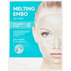 Маска для лица Melting Embo Gel Mask Relaxing-Bomb Missha